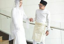 Nikah Wedding Dress by Emma Wedding