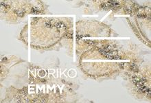 Wedding Headband by Noriko Emmy