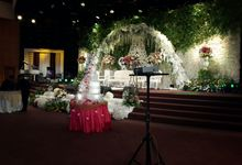The Wedding Hendra & Maya by Luve WO