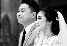 Wedding Dhiza & Vincent by momentfromus