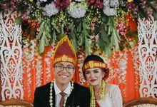 Wedding RIBKA & DAVID by momentfromus