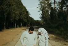 Pre Wedding FINNY & BAYU by momentfromus