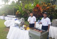 Wedding at Villa Pandawa Cliff Estate Ungasan by Wahaha Pork Ribs