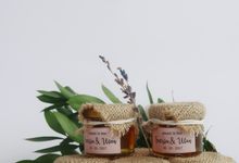 Honey in Jar Souvenir by Wander Love