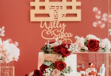 Willy & Sisca Engagement by SYV Studio