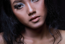 Editorial Make Up by mikUP
