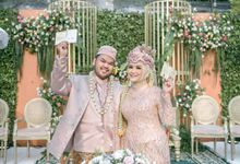 Shena & Army - All in Wedding Package by Blueroses Planner
