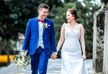 RJ and Joanne Manila Wedding by MIC MANZANARES PHOTOGRAPHY