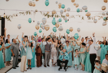Tosca Themed Wedding at Villa Plenilunio by Warna Project