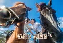 Warren & Justine - A Journey of Love by Aplind Yew Production - Wedding Cinematography & Photography