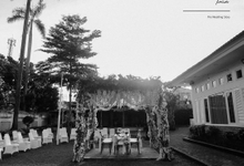 The Wedding Of Ike & Luthfi by Villa Srimanganti