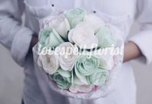 Custom Flower Bouquet by Love Spell Florist