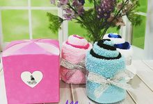 Hand Towel by Alleriea Wedding Gifts