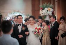 The Wedding Of Windra & Cindy by Finest Organizer