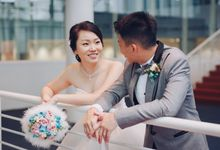 Wei Chi & Xue Li Wedding by Yipmage Moments