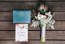 The Engagement Of Dian & Anthony by Pixel Event Designer