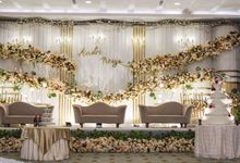 Wedding of Andri & Nesya by Indonesia Convention Exhibition (ICE)