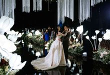 Wedding of Yuliana & Arif by Indonesia Convention Exhibition (ICE)