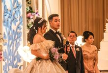 Wedding of Cindiy & Ricky by Indonesia Convention Exhibition (ICE)