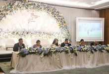 Wedding of Tommy & Vania by Indonesia Convention Exhibition (ICE)