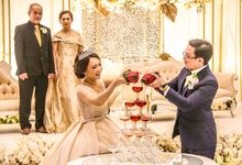 Wedding of Trio & Marlena by Indonesia Convention Exhibition (ICE)