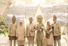 Wedding of Intan & Yudhi by Indonesia Convention Exhibition (ICE)