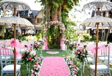Delicate Pink by Hotel Vila Lumbung