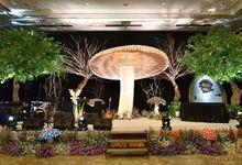 Corporate Gathering Shangrila by Alleka Design
