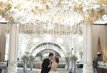 WEDDING OF WENDY & RATNA by Pullman Jakarta Central Park
