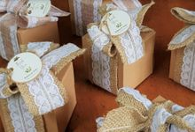 Wedding Favor of William & Erika by The Soap Project Indonesia