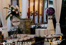 Wedding Reception by QUALITY TECHNIC