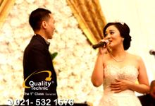 Wedding of Ramadana & Laura by QUALITY TECHNIC