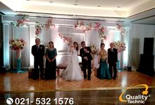 wedding of  Kent & Desy by QUALITY TECHNIC