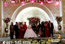 Wedding of Michael & Christine by QUALITY TECHNIC