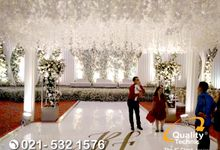 Wedding of Reza & Faustina by QUALITY TECHNIC