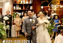 Wedding Reception of Erwindo & Elrica by QUALITY TECHNIC