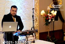 Wedding of Sonya & Lutfi by QUALITY TECHNIC