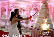 Wedding of Tonny & Silvanny by QUALITY TECHNIC
