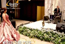 Wedding of Mark & Marissca by QUALITY TECHNIC