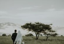 Rio & Hani Sumba Engagement Session by Calia Photography