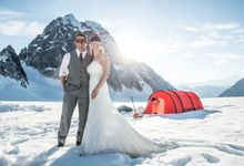 Denali National Park Wedding by Alasdair Turner Photo