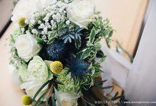 The wedding of Bonfilio & Renilda by Monopictura