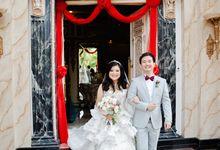 The wedding of Hansen & Deasy by Monopictura