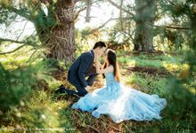 Prewedding Melbourne by TED by Monopictura
