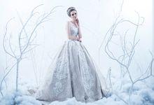 These gown by Natalia Soetjipto are a dream by natalia soetjipto