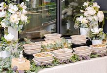 Grain Weddings (Bento) by Grain Catering
