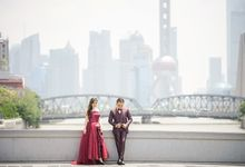 Ronald Irene Shanghai Prewedding by IOERI