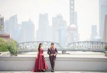 Ronald Irene Shanghai Prewedding by I O E R I