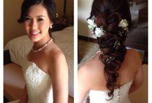 Wedding Day Look by Joan Tan