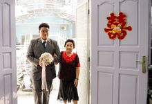 Chih Cheng & Yenni Wedding Day by Filia Pictures